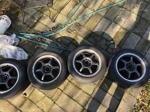 Rims and tires for Sale in Silver Spring, MD
