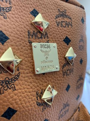 Mcm backpack for Sale in Jefferson, MD
