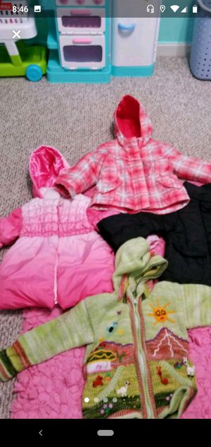 Huge bundle of toddler girl clothes for Sale in Stafford Courthouse, VA