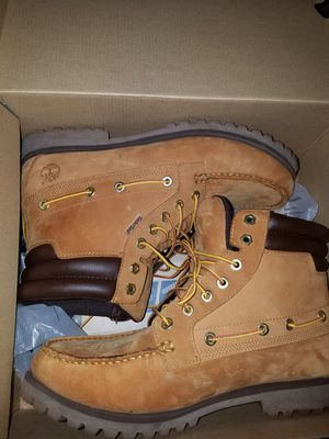 All wheats Timberland boots will negotiate price for Sale in Lynchburg, VA