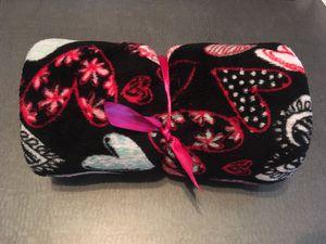 Heart Blanket! for Sale in Redding, CA