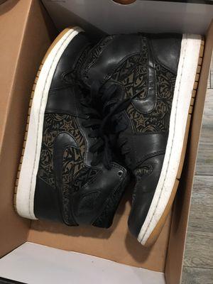 Jordan 1 ,*Black Laser sneakers for Sale in Spring Valley, CA