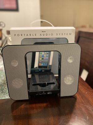 ***PORTABLE AUDIO SYSTEM*** for Sale in St. Petersburg, FL