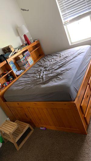 Full size bed frame for Sale in Pomona, CA
