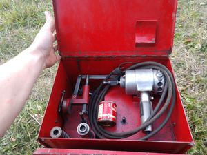 Valve tool box for Sale in Missoula, MT