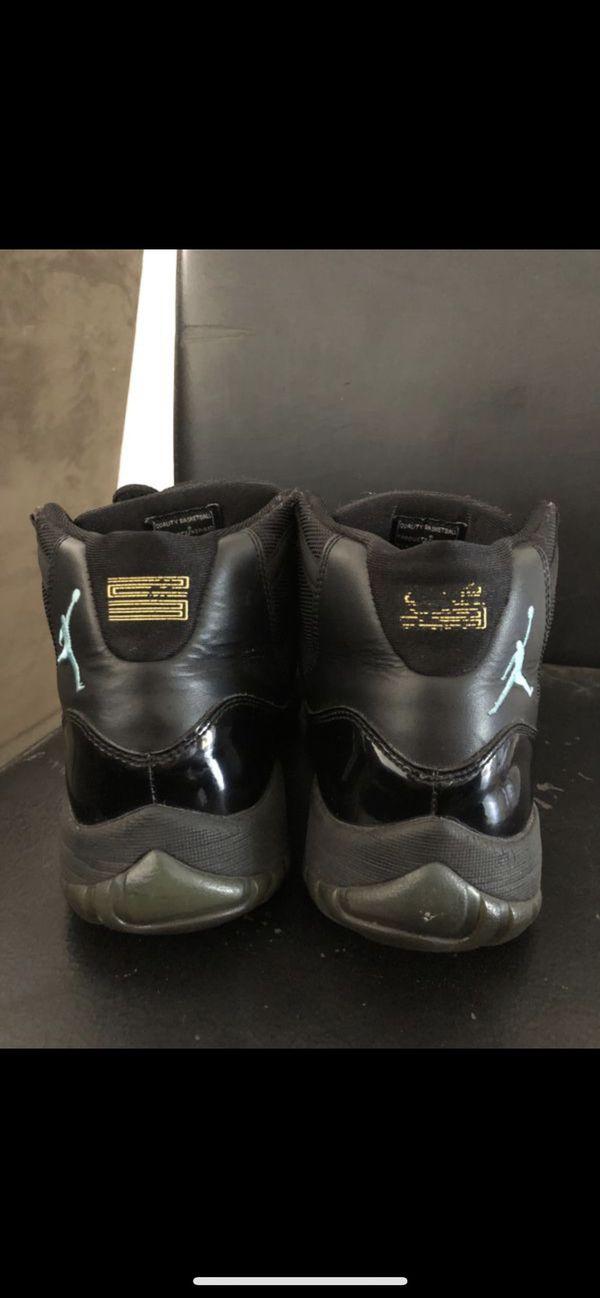 Jordan 11 gamma