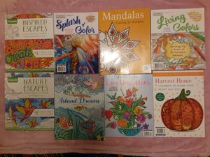 Adult coloring books for Sale in Tacoma, WA