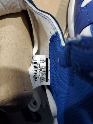 Jordan retro 1s white/storm blue Dead Stock size 10.5 for Sale in Dearborn, MI