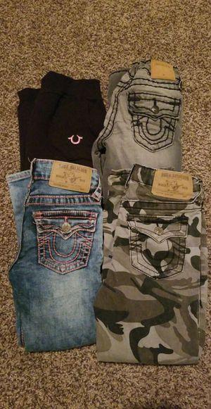 True Religion Kids Jeans Lot for Sale in Livingston, CA