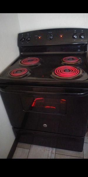 Ge Black stove for Sale in Phoenix, AZ