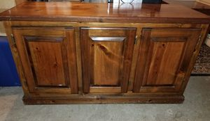 Solid wood buffet or Multipurpose stand for Sale in Virginia Beach, VA