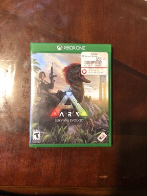 Ark survival evolved Xbox one video for Sale in Covina, CA