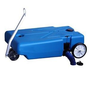 BARKER PORTABLE Waste Holding Tank 42 Gallon Tank Towable *NEW* for Sale in Glen Burnie, MD