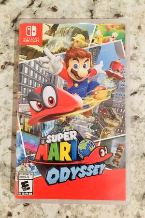 Super Mario Odyssey - Nintendo Switch case for Sale in Pittsburgh, PA