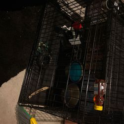 Large Dog Cage for Sale in Houston,  TX