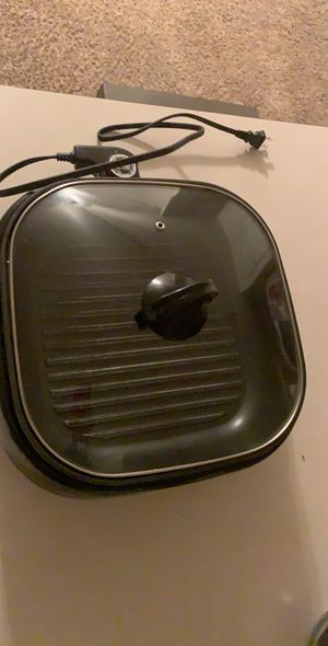 Aroma 3-in-1 Ceramic GrilletTM ASP-238BC-C for Sale in Chico, CA