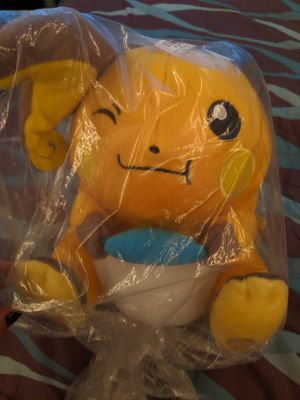 Raichu Pokemon plushy for Sale in Chandler, AZ