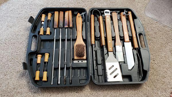 Grill BBQ kit