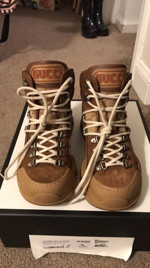 Flashtrek Gucci Boots for Sale in Washington, DC