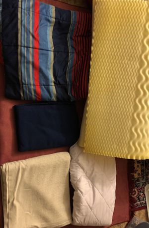 College Dorm Kit - Twin XL - Bedding for Sale in Indianapolis, IN
