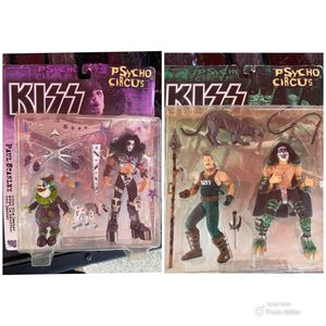 Kiss 1990s action figures for Sale in Columbus, OH
