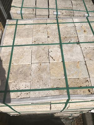 Travertine Stone Pavers - outdoor for Sale in Orlando, FL