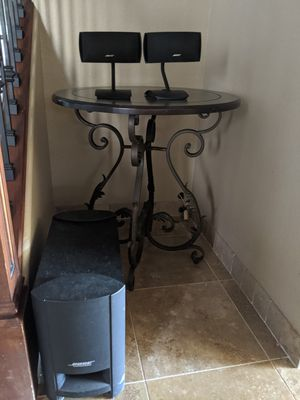 Bose CiniMate Series II digital home theater system for Sale in Phoenix, AZ