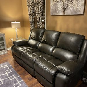 Ashley's Sofa And Loveseat Recliner Set for Sale in Windsor, CT