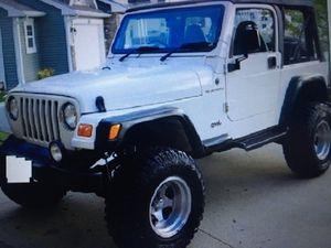 Non Smoker Jeep Wrangler😍 for Sale in Rochester, NY
