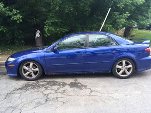 2004 Mazda6i for car parts only or buy to fix up motors is bad it's won't start motor bad need to be towed away for Sale in Washington, DC