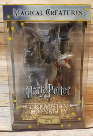 Harry Potter Ukranian Ironbelly No. # 5 Statue. for Sale in Murrieta, CA