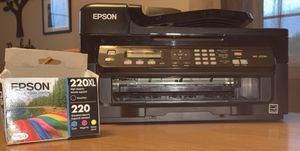 EPSON Printer Model All-in-One WF-2530 for Sale in Troutdale, OR
