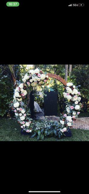 Wedding Arch $400 for Sale in Davie, FL