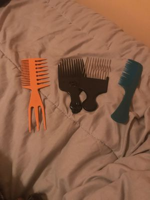 Beauty hair combs men/ women for Sale in Euclid, OH