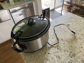 Crock pot 6qt for Sale in Auburn,  WA