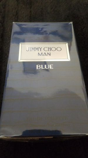 Perfume - Jimmy Choo man Blue for Sale in Las Vegas, NV