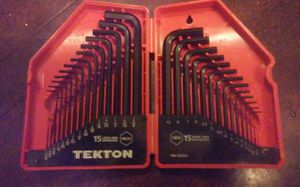 Tekton Hex Wrench set for Sale in Baltimore, MD