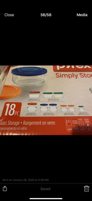 Pyrex Bowels in Many size for Sale in Kissimmee, FL