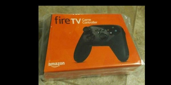 New fire tv game controller