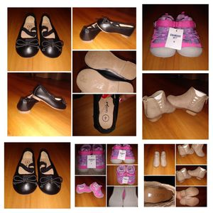 Baby girl shoes for Sale in Federal Way, WA