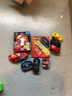 Disney Cars Bundle for Sale in Aliso Viejo, CA