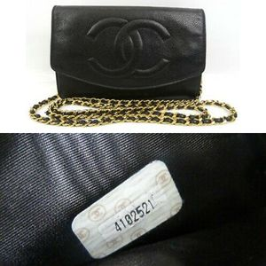 Chanel Timeless Purse on Gold Chain Caviar for Sale in New York, NY