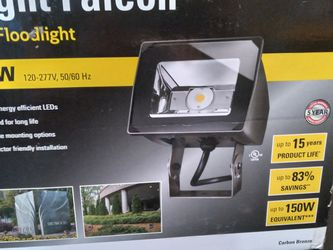 Night Falcon LED floodlight 52W for Sale in Fresno,  CA