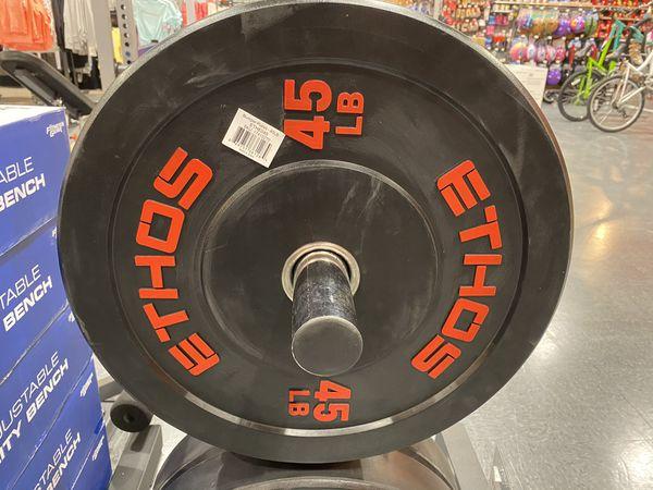 New ETHOS 205 WEIGHT SET