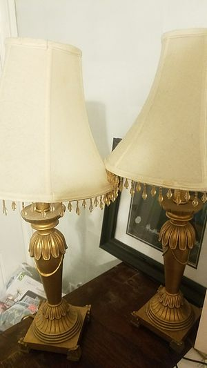 Beautiful classic antique lamps for Sale in Boston, MA