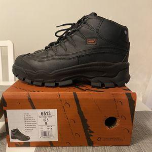 7.5 Worx Men Steeltoe Working Boots for Sale in Cypress, CA