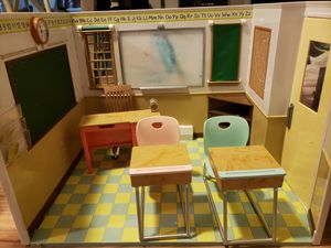 Our generation school room for 18in dolls for Sale in West Warwick, RI