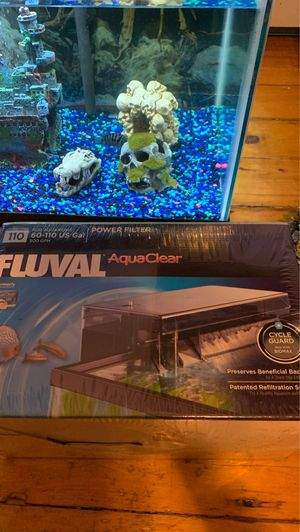 Fluval 110 never opened for Sale in Boston, MA