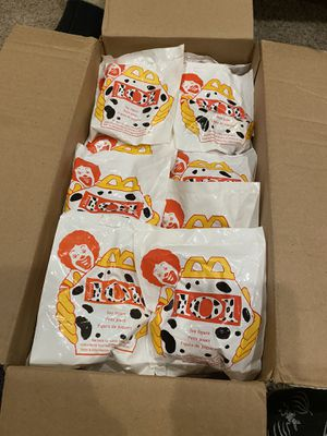 65 count - McDonalds Toys 101 Dalmatian BULK for Sale in Tacoma, WA