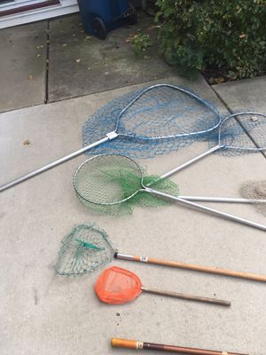 Fishing nets for Sale in Schaumburg, IL